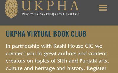 Walking through Nanak's Pakistan with Haroon Khalid – SEPTEMBER 28, 2020 5:00 PM(UK) ON ZOOM