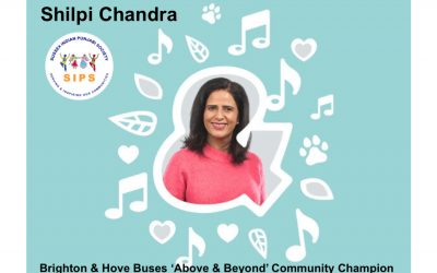 Shilpi Chandra – Member nominated for Above & Beyond